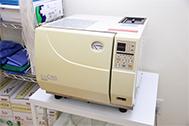 高圧滅菌器